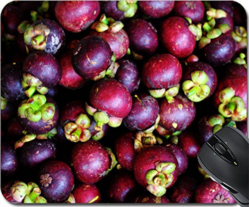 Price comparison product image MSD Natural Rubber Mousepad Mouse Pads/Mat design: 38835855 Asian market exotic fruits in Mekong Delta southern Vietnam