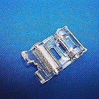 Prensatelas multifuncional con cortador lateral para máquina