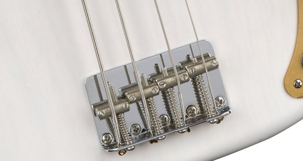 Fender 099-0804-100 Vintage Bass Bridge Chrome Bass Bridge