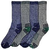 Kirkland Signature Mens Outdoor Trail Socks Merino Wool Blend