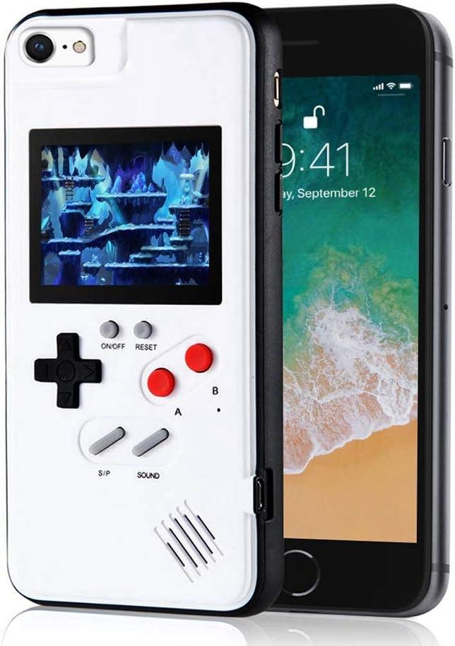 Elekpopu Game Case Für Iphone 6 6s 7 8 Retro 3d Game Elektronik