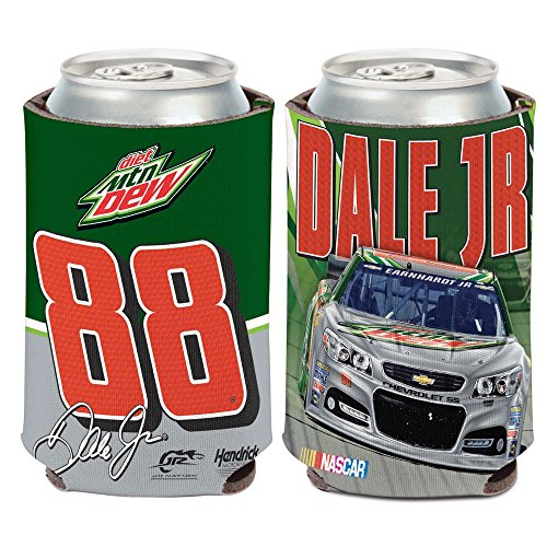 NASCAR Dale Earnhardt Jr 78048015 Can Cooler, 12 oz