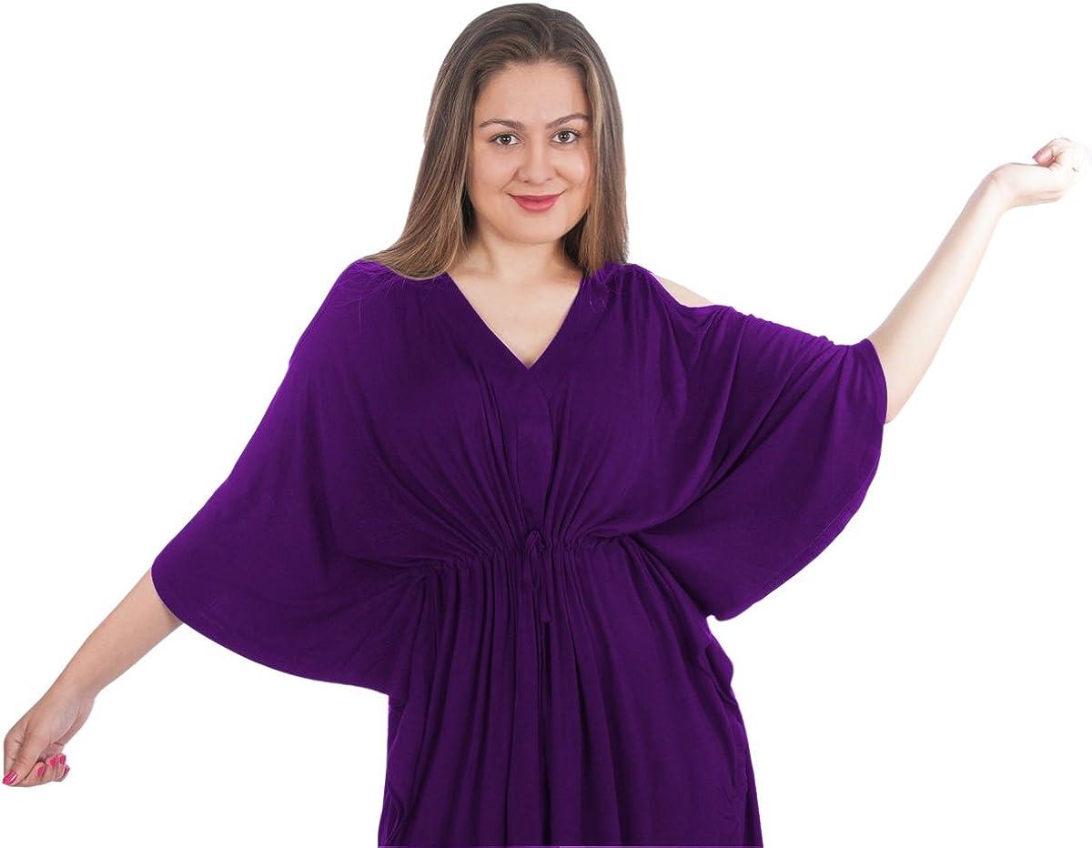 My Bella Mama Kaftan Maternity Nursing Hospital Delivery Gown