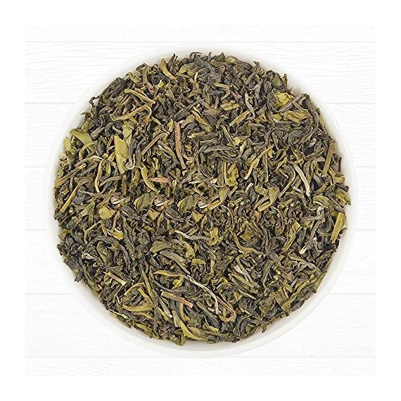 VAHDAM, Himalayan Green Tea Leaves (50+ Cups) I 100% NATURAL Green Tea I POWERFUL ANTIOXIDANTS I Best for Detox I… 5 SATISFACTION GUARANTEED - 100% MONEYBACK GUARANTEE - If you don't like the tea, we will issue a 100% REFUND immediately. No Questions Asked.