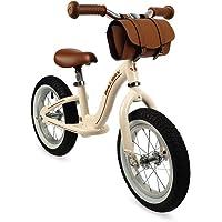 Bikloon Bicicleta de Metal Vintage Beige