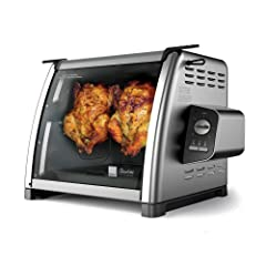 Ronco ST550SSGEN Series Stainless Steel Rotisserie Oven