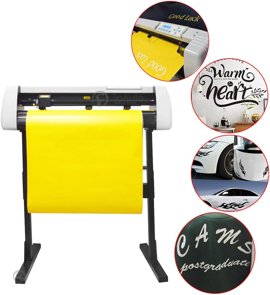 "12/""x 5/' adhesive Vinyl 8 rolls kit signs stickers  40 feet total  plotter  deal"