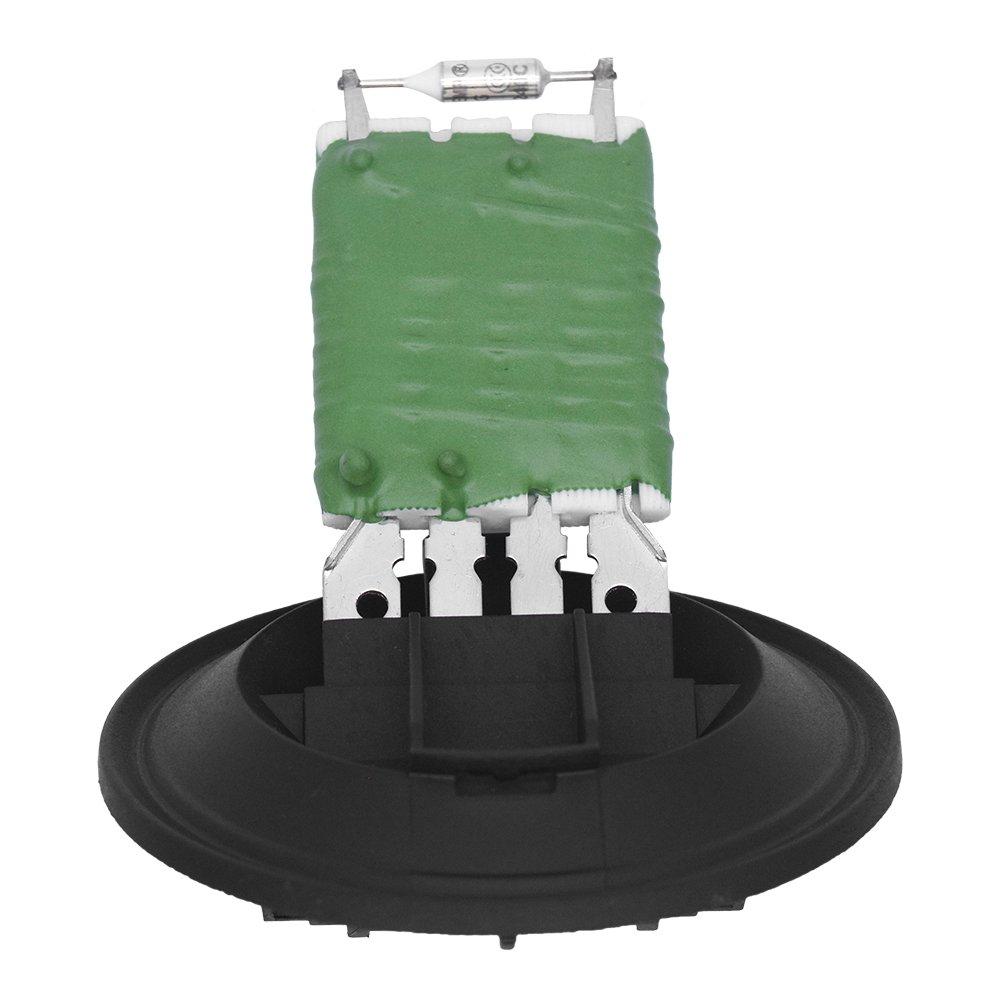 WM Heater Motor Fan Blower Resistor 6Q0959263 6Q0959263A well motor