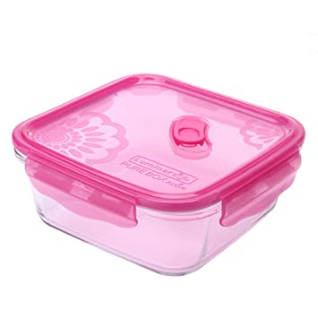 Large Glass Boxes Lunch Box Microwave With Rectangular