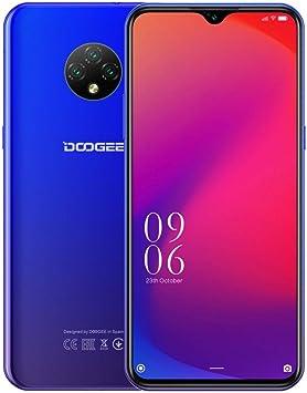 DOOGEE X95 4G Smartphone Libre Android 10 (2020), Teléfono Móvil ...
