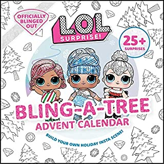L.O.L. Surprise! Bling-A-Tree Advent Calendar