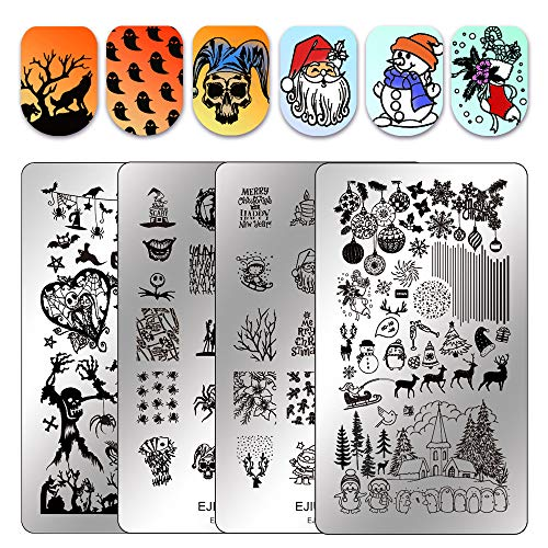 10 best stamping nail polish set konad for 2020
