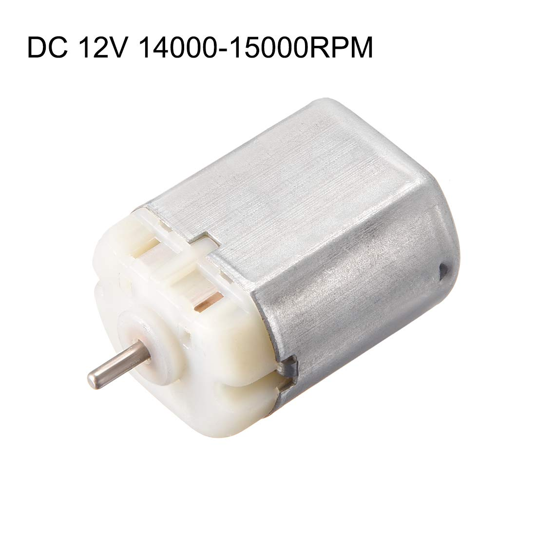 uxcell DC 12V 14000-15000RPM Central Door Lock Actuator Motor FC-280SC-20150 Power Locking Repair Engine