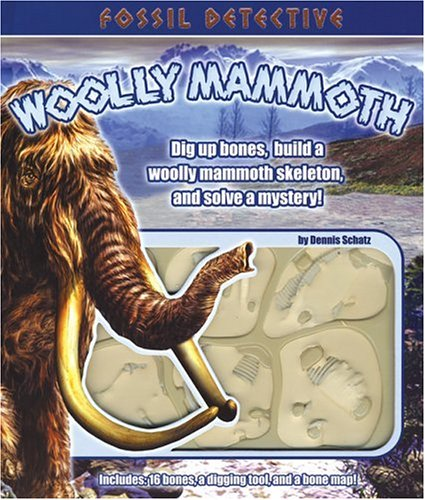 Fossil Detective: Woolly Mammoth PDF