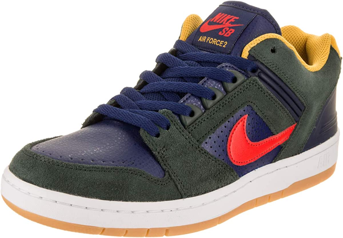 SB Air Force II Low Skate Shoe