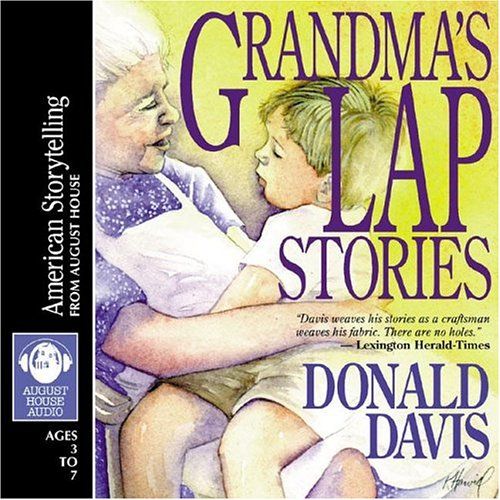 Grandma's Lap Stories by August House