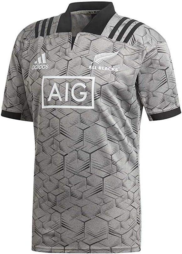 adidas AB TRG JSY All Blacks - Camiseta de Entrenamiento Unisex ...