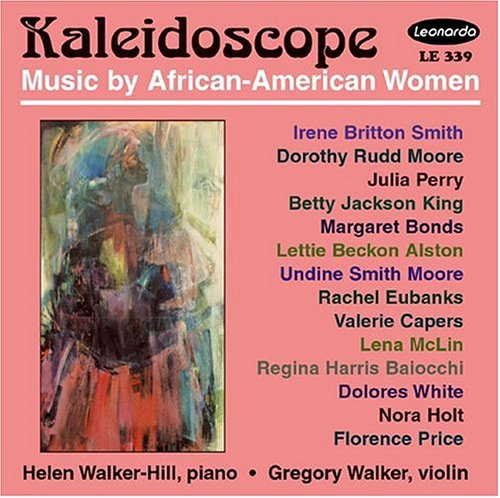 Kaleidoscope: Music by African-American Women