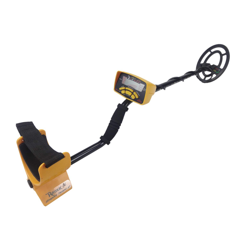 TOOGOO MD6250 Underground Treasure Hunter Underground Gold Detector Practical Metal Treasure - - Amazon.com