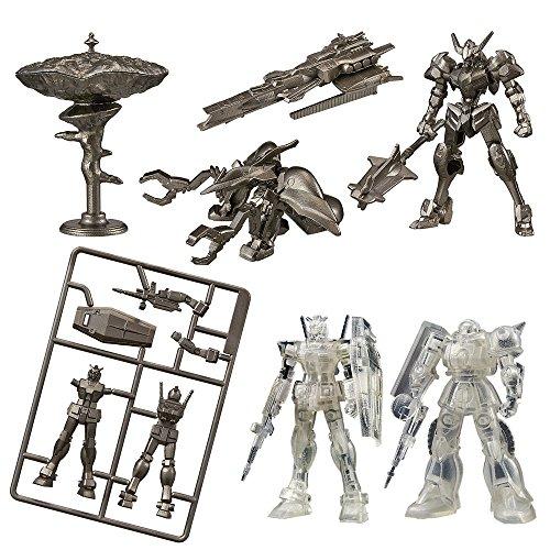 Bandai Hobby Shokugan Mobile Suit Gundam Mini Kit Collection Blind Box Model Kit ()