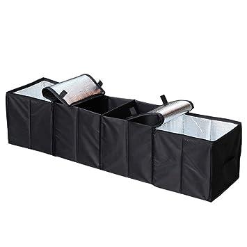 Amazon Com Autoark Foldable Multi Compartment Fabric Car Truck