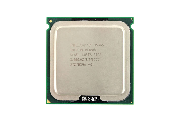 Amazon.com: 3.0GHz Intel Xeon X5365 Quad-Core 1333MHz 8MB L2 Cache Socket  LGA771 Slaed: Computers & Accessories