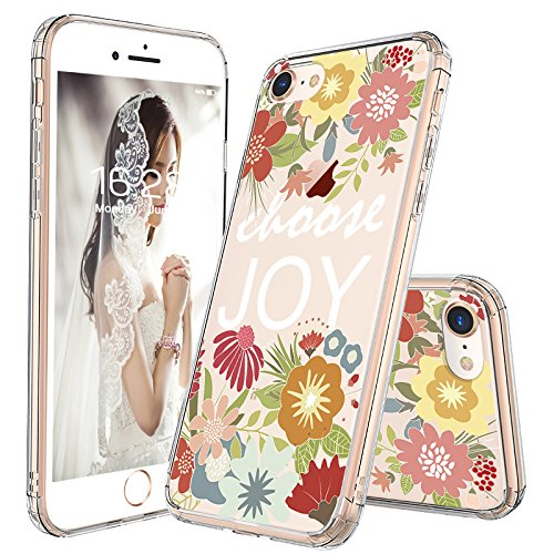 iPhone MOSNOVO Floral Flower Protection