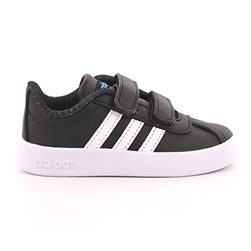 Adidas 491 - B75984 Scarpa Strappi Bambino Nero 18