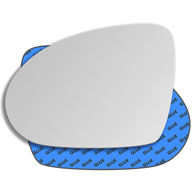 2006/376ls gauche c/ôt/é passager Miroir convexe en verre Smart Forfour 2004