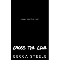 Cross the Line: An MM Enemies to Lovers High School Romance book cover
