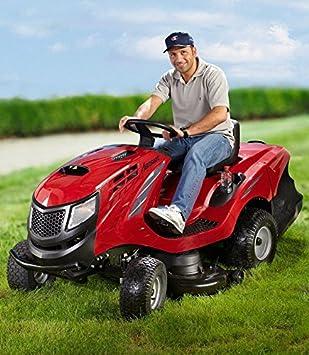 Einhell - GE-TM 102 B&S - Tractor cortacésped: Amazon.es ...