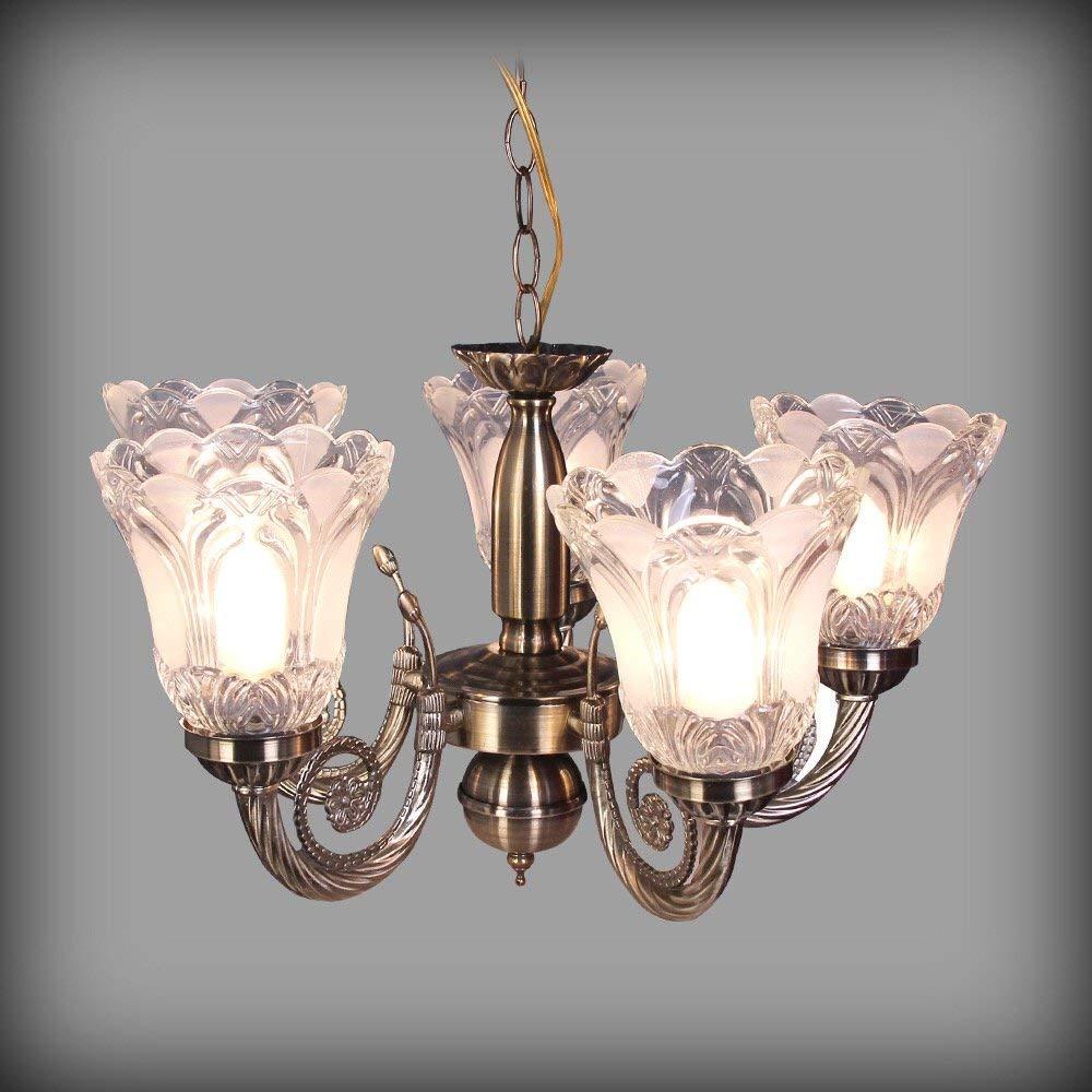 Buy 5 Decor Ch diant Fixture Design Lamp R Home Light Antique ARLc3q5j4