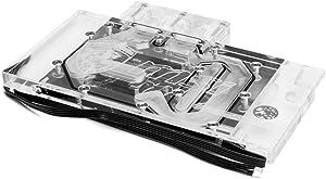Bykski MSI GTX 1060 Full Coverage GPU Water Block - Clear (N-MS1060WD-3G-X)