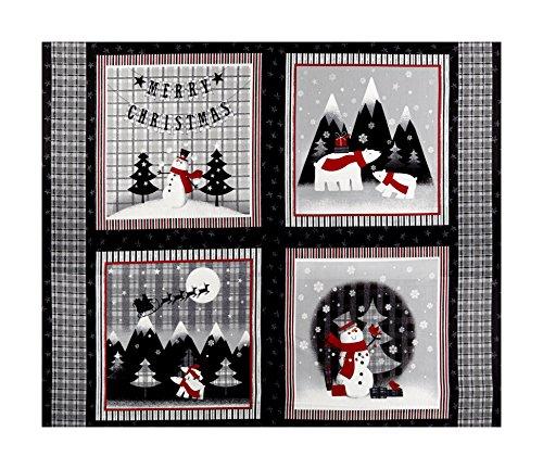 Fabri-Quilt Christmas Block 36