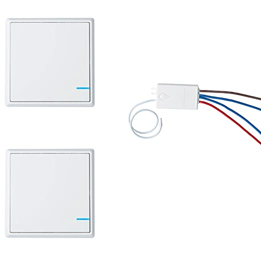 nineleaf wireless lights switch kit no wiring quick create or