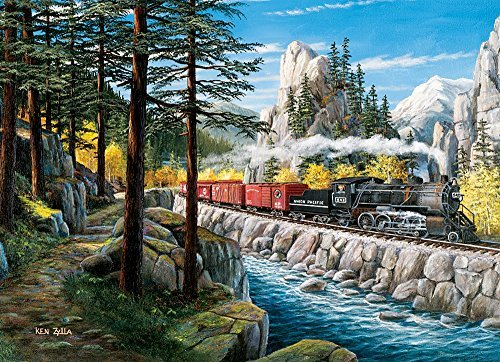 Rounding the Horn, A 1000 Piece Jigsaw Puzzle by Cobble Hill by Cobble Hill