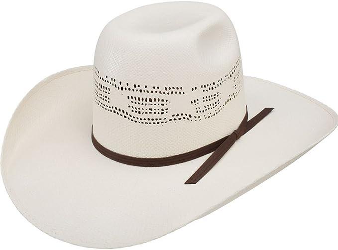 Resistol Quarter Horse 60 Bangora Straw Cowboy Hat 7X
