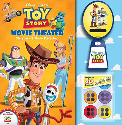 Disney/Pixar Toy Story Movie Theater (Movie Theater Storybook) (Jessie Movie)