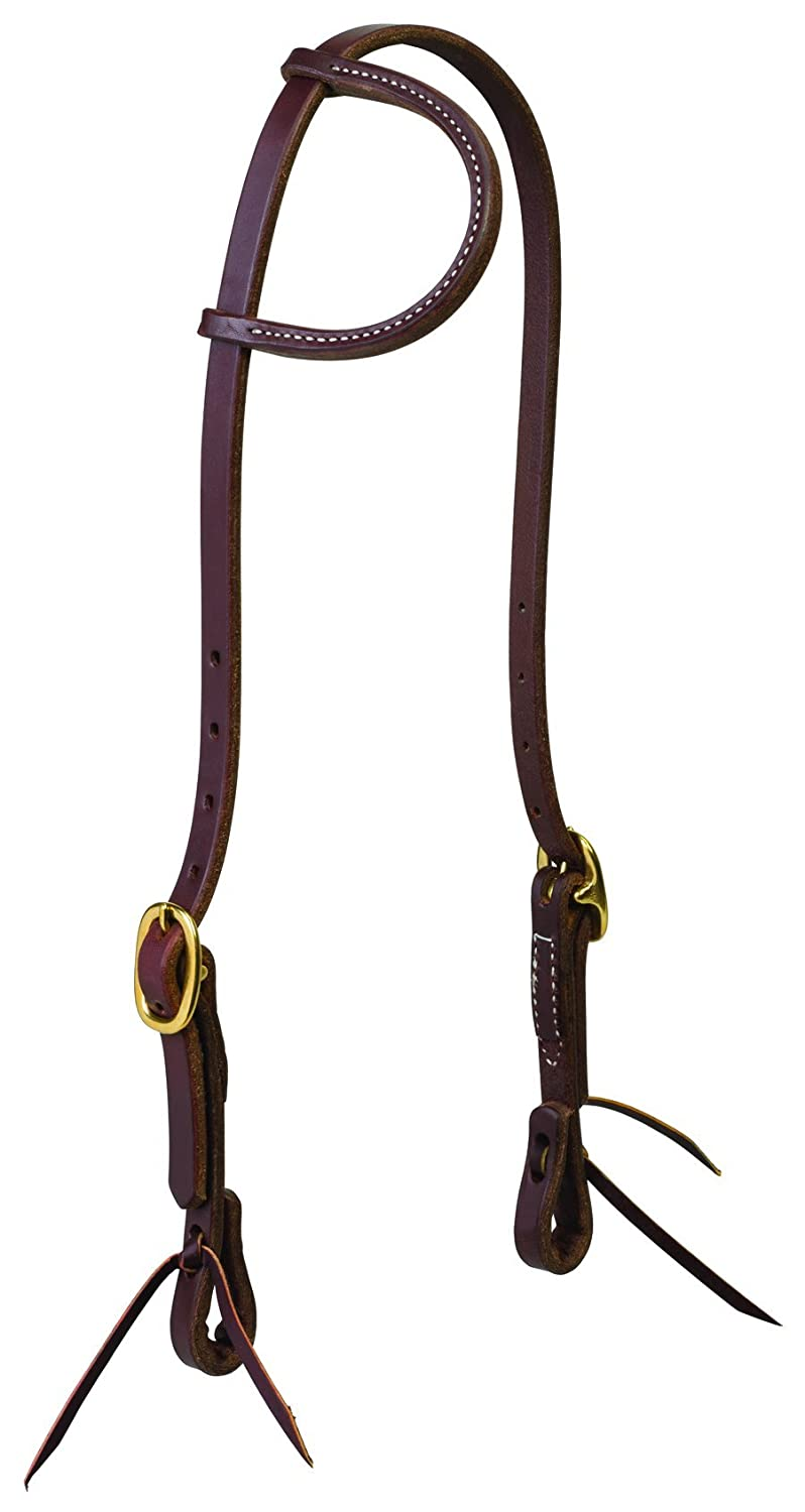 Weaver Leather Single-Ply Working Tack Headstall