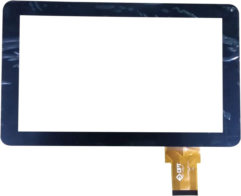 Negro Color EUTOPING ® De Nuevo 9 Pulgadas Pantalla tactil Digital La sustitución de para 9
