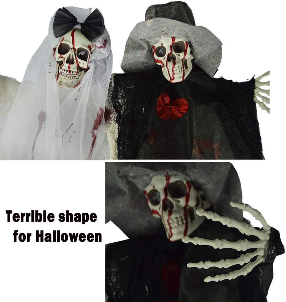 8 assiettes en carton grande taille Cr/âne Horreur Fright Night Halloween