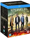 Supernatural: S1-12 (BD/S) [Blu-ray] [2017] [Region Free]