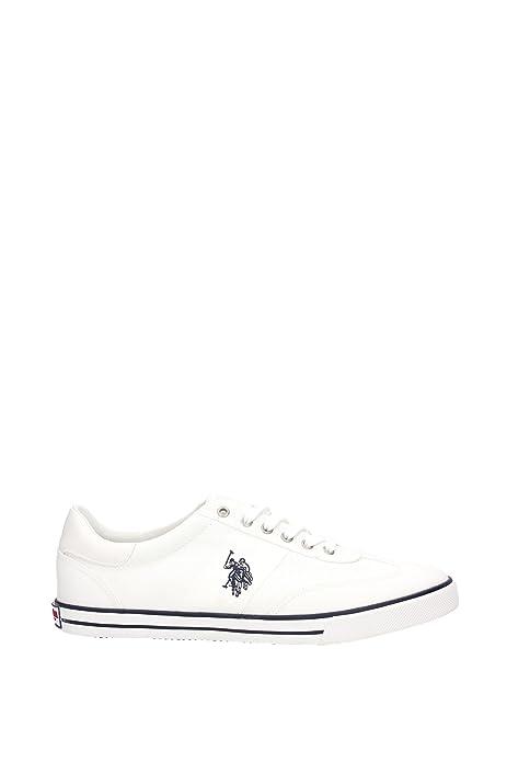 Zapatillas U.S. Polo Assn Next Blanco - Color - Blanco, Talla - 43 ...