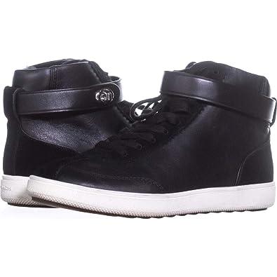63a82032276414 Coach Femmes Chaussures De Sport A La Mode Couleur Noir Black Taille 37.5  EU / 6