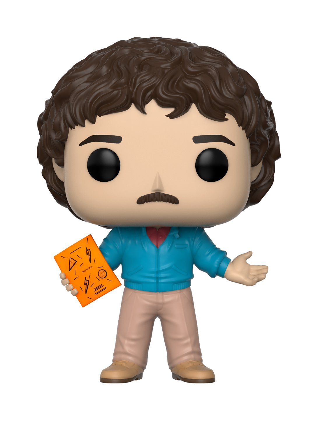 Funko Pop Television: Friends-Too Tan Ross Collectible Figure, Multicolor 32746