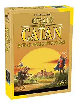 Catan Studios CN3136 Rivals para Catan: Age of Enlightenment ...