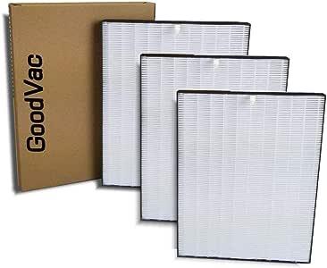 GoodVac HEPA® - Filtro afilado para purificador de aire FP-F60UW ...