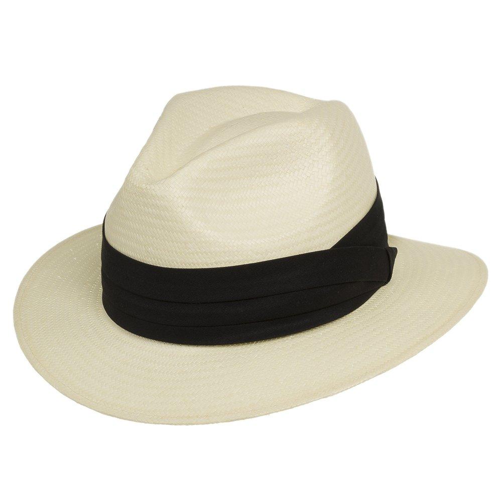 Ultrafino Monte Cristo Straw Fedora Panama Hat - RV Travel Guidebook ... 5a6b348b19dd