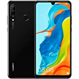 HUAWEI P30 Lite New Edition Marie-L21BX Dual-SIM 256GB (GSM Only | No CDMA) Factory Unlocked 4G/LTE Smartphone (Midnight Blac