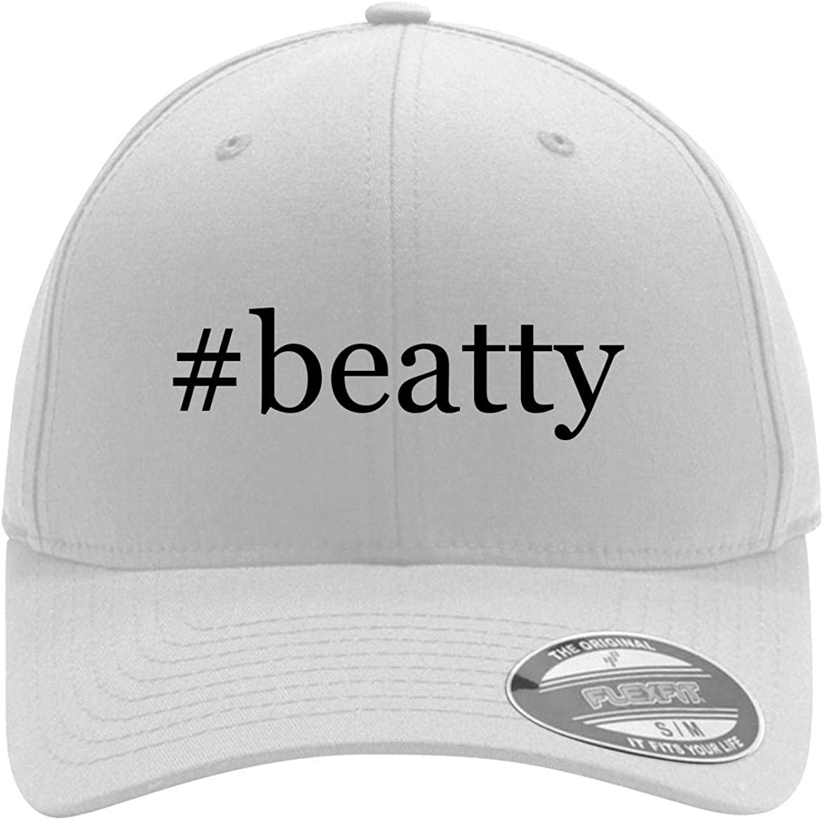#beatty - Adult Men's Hashtag Flexfit Baseball Hat Cap